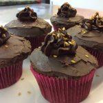 Gâteau Chocolat noir, amande, graines de lin (sans lactose ni gluten)