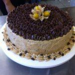 Gâteau Caffe