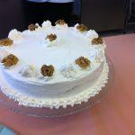 Gâteau Gourmet à la Noix