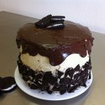 Gâteau Oreo