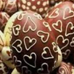 Oeuf de Pâques plusieurs decorations